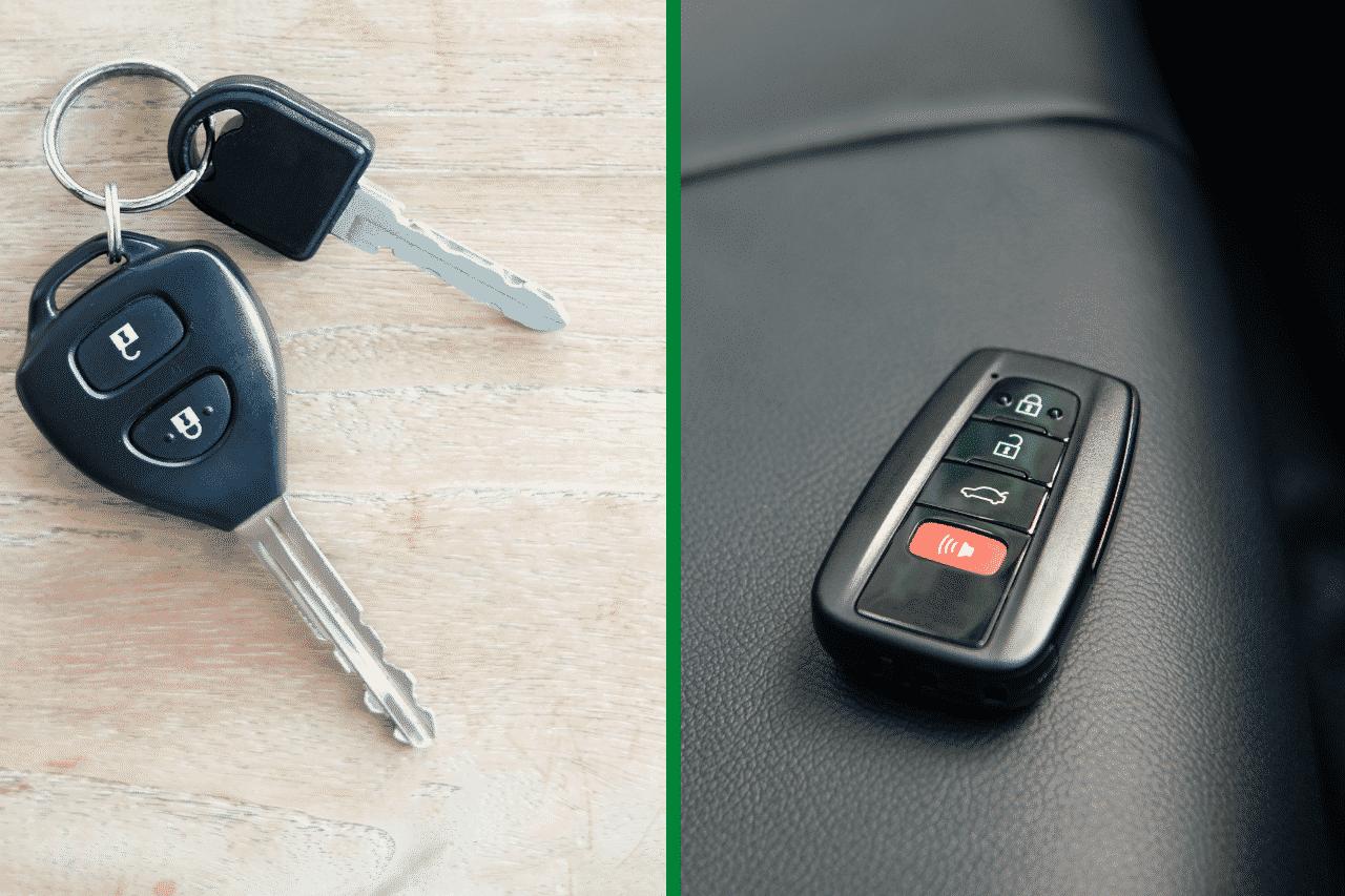 transponder and smart key